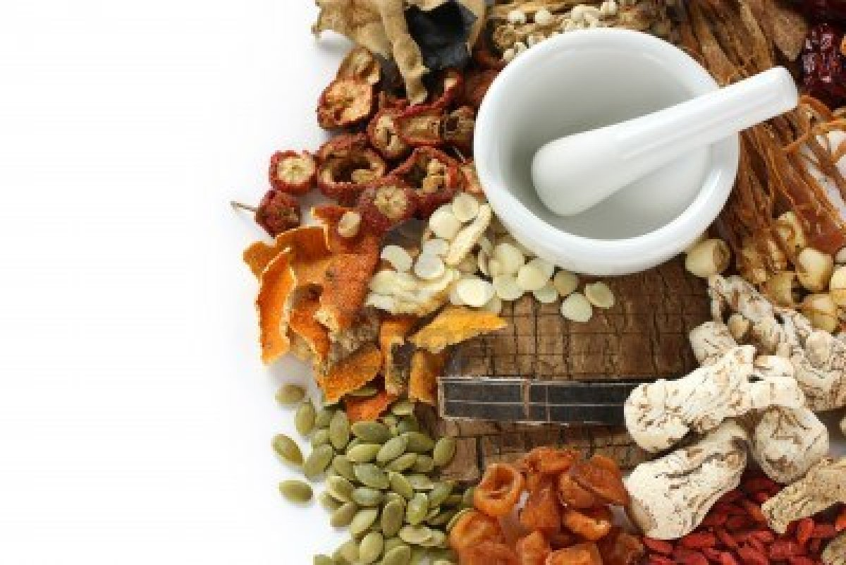 Chinese herbal treatment - An