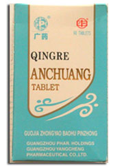 Qingre Anchuang Tablets