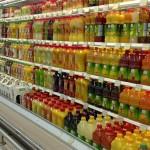 Fruit Juice has a lot of Sugar